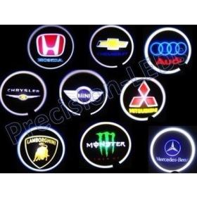 New LED car Auto LOGO  Shadow DOOR Light LOTS OF DIFFRENT MODELS USA S/H !!