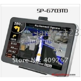 SUPR GPS Navigator with AV with   7INCH 4G SP-G703T