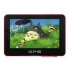 SUPR GPS Navigator  5INCH 4G SP-G507T
