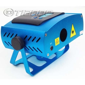 Free shipping animation programme diy laser stage lighting projector for Christmas holiday TD-GS-13B