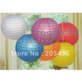 FREE SHIPPING! Chinese Japanese Tissue Paper Lantern / Lamps wedding / home / christmas favor decoration 4'' 8'' 12'' 16'' 24'' wholesale