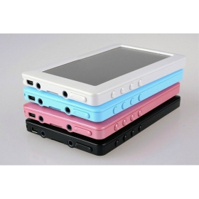HOT! sell 4.3 inch  screen mp4 MP5 Player 4GB 8GB 16GB game player