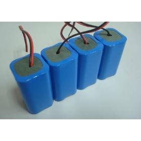 11.1V 1900mAh Li-Ion akkumulátor eBike