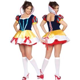 Buy Women Plus Size Fantasy Costume Plus Size Cosplay Game Uniform ...