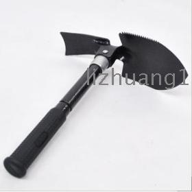 freeshiping Quality goods multi-function fishing spade spade spade small portable my shovel small iron a shovel