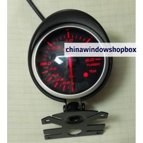 buy dhl free shipping defi 60mm boost gauge liaht red white auto gauge car meter car meter 6pcs. Black Bedroom Furniture Sets. Home Design Ideas