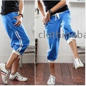 Casual Fifth pants capri pants cargos shorts /sport shorts Free shipping