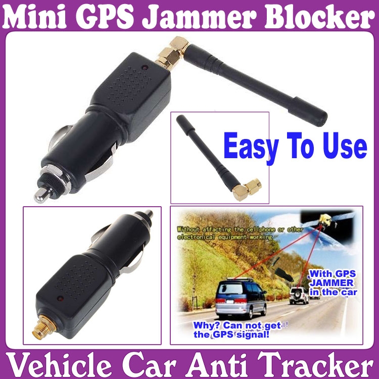 Car anti tracker gps signal blocker - signal blocker gps work