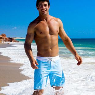 2012 Penis Man Listed Australian Swimming Trunks