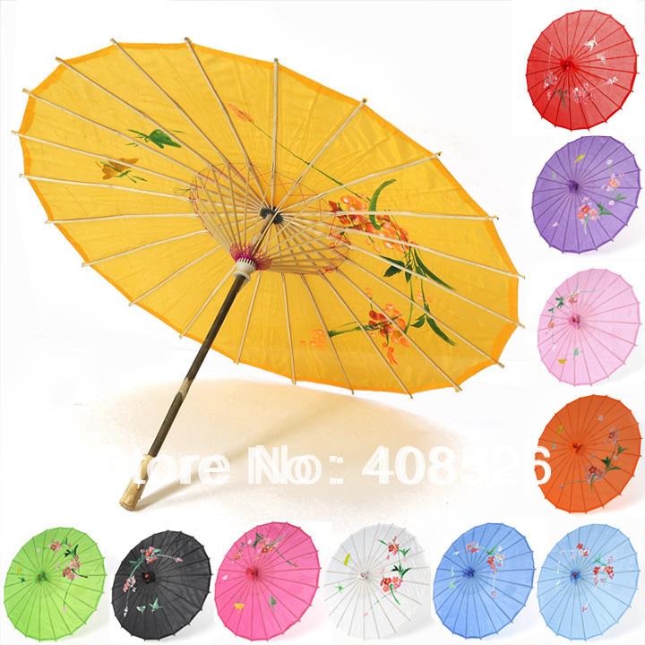 1 Kom Japanski Kineski Bambus Dance Umbrella Art Trgovina Na