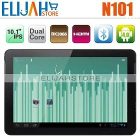 """Hot Yuandao Vido N101 RK3066 Dual Core tablet pc 10.1"""" IPS Screen 1GB 32GB Android 4.0 Dual Camera Blueooth HDMI WiFi 10 inch"""