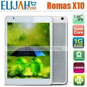Hot 7.85'' Ramos MINI PAD Quad Core tablet pc ATM7029 IPS Screen 1GB 16GB Android 4.1 Dual Camera 5.0MP HDMI In stock