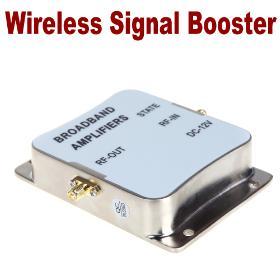 3W 2.4GHz WiFi Wireless Signal Booster Broadband Amplifier