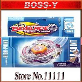 8pcs of 1lot New Arrival Hot Sales Super High-Point Super Battle Beyblade Metal Fusion with Launcher