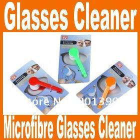 Glasses Cleaner eyeglasses lens cleaning kit 2012-New Essential Microfibre Glasses Cleaner As Good quality