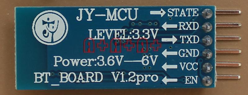 3pcs Bluetooth Serial Transceiver Module Base - Velkoobchod