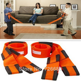 Free shipping ! Moving Straps Forearm Delivery Transport Rope Belt Home Carry Furnishings Easier 302-0302