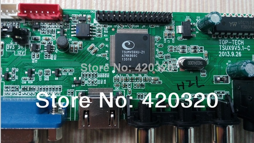 V59 Universal Lcd Tv Controller Driver Board Firmware Download