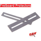 Top Quality 2 pcs/set Bendable Stainless Steel Fretboard Fret Protector Fingerboard Guards for Guitar Bass Luthier Tool Tools