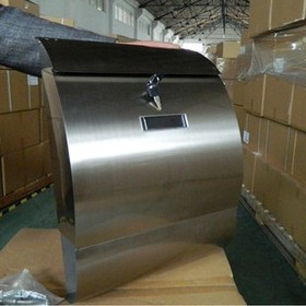 Cheap Stainless Steel Mailbox Postbox Letterbox Waterproof