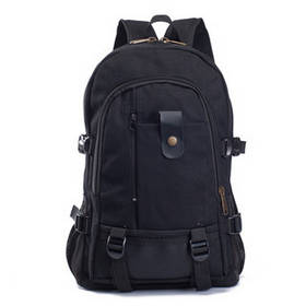 New style fashion leisure canvas unisex trend backpack H276