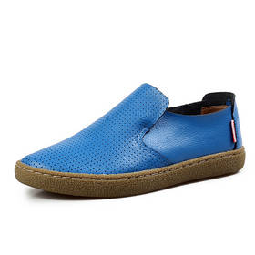 5 Colors ! Simple Style Men Casual Loafers Shoes Eu 39-44 Breathable Slip-on Summer Footwear 2015 Man Hollow Design Flats