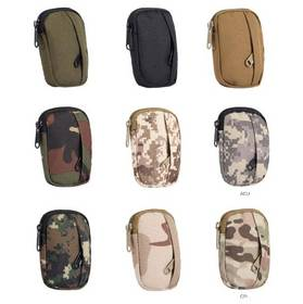 Hunting EDC Pack Functional Camo Bag Molle Pouch Small Practical Coin Purse
