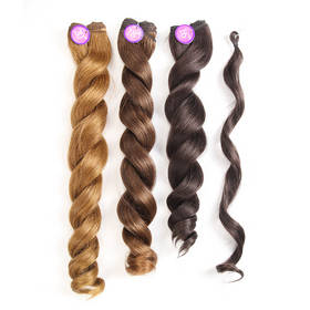 4pcs Synthetic Hair Wa.Fortune Classic Hair Weave Extension