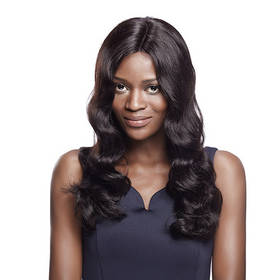Rebecca Long Nature Human Hair Body Wave 20 Inch
