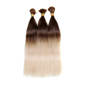Rebecca Indian Virgin Hair Silky Straight Hair Bulk /1001