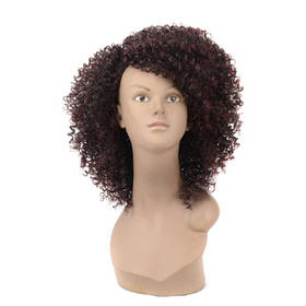 Rebecca Synthetic Hair Kinky Curly Wig Short Afro Kinky 14 Inch