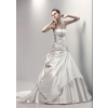 Wholesale - free shipping high quality Ivory embroider satin Wedding bride gown Dress all size color  #1