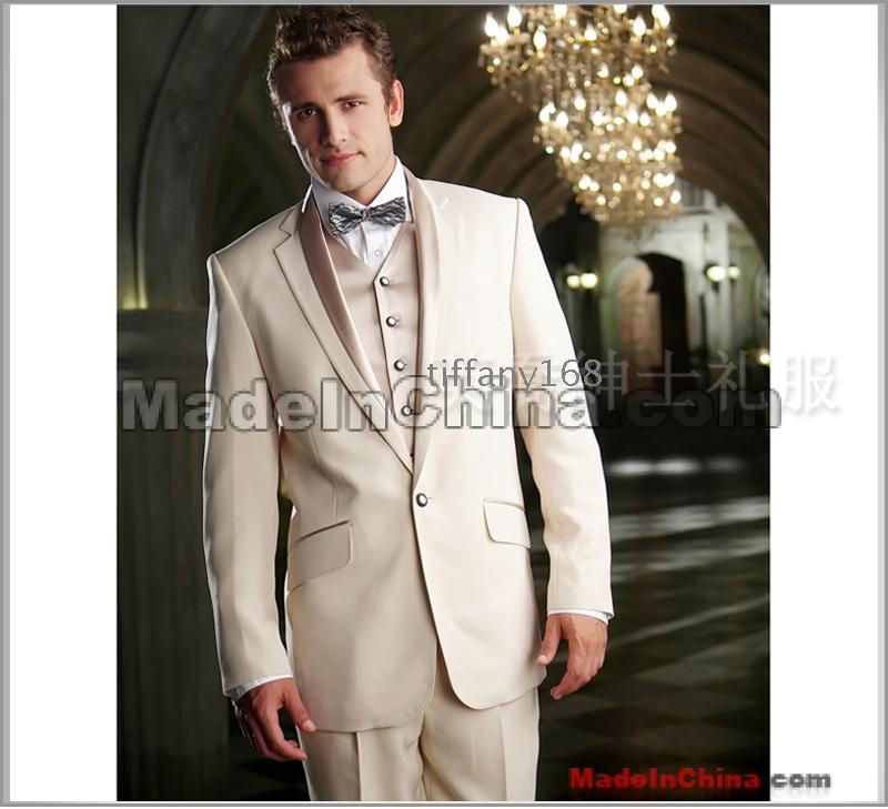 Buy New design Men\'s Wedding suit Groom Wear Bridegroom suits Prom ...