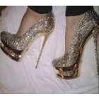 2011 New style  Sex appeal  women's high heel pumps shoes BEST SELL! GL678
