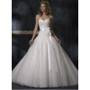 The latest fashion sexy bride Strapless Wedding Dresses evening dress wedding dress ae595