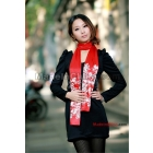 100% Satin Fashional Scarf Ladies' Scarf Twill Style Scarf KL20101-5PCS-Freeshipping