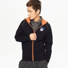 VANCL Pablo Zip Sports Hoodie (Men) Black SKU:185938