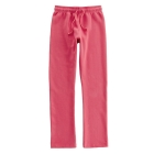 VANCL Novara Comfortable Plain Sweatpants (Women) Watermelon Red SKU:191363