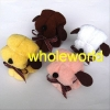 Puppy Dog Towel towel cake for Wedding Party Favor Baby Shower 100pcs/lot