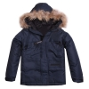 Lowest price kids expedition parka down jacket coat( XS S M L XL XXL )#G2650