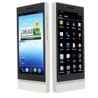 X26i Android 4.0 OS Smart Inch Capacitive Screen WIFI GPS 3G White