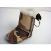 FREE SHIPPING! (10pcs)Hot selling new boots key chain (5 colors)