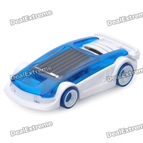 Intellectual mini solar salt water powered car toy for Cars autootjes