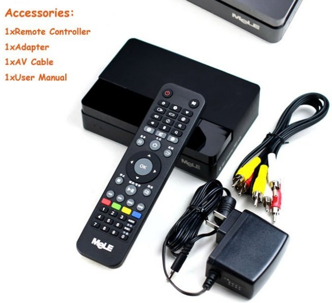 Mele A2000 Android HTPC Mini PC Internet Player