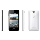 HongKong Free shipping Jiayu G2 4 inch smart phone Android 4.0 MTK6575 1G  4G ROM 8MP Camera GPS 3G WiFi Dual sim