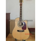 "free shipping wholesale Top quality D45 Cream-colored 41"" ACOUSTIC GUITAR NATURAL BEST VENEER guitar"