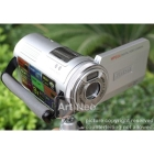 Free shipping 12.0Mega pixel  8X digital zoom Digital camcorder   DV-568