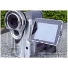Free shipping 12.0Mega pixel  8X digital zoom Digital camcorder    DV9F