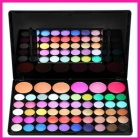 Hot selling~ 2 pcs 56 colors makeup eyeshadow palette Free shipping ! bnfgc