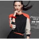 6023 Europe Style long sleeve shirts blouses